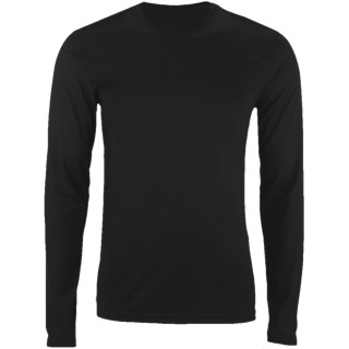 Nike Long Sleeve Cotton Crew Tee
