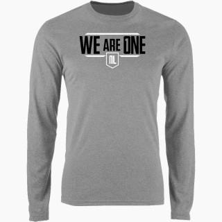 Nike Long Sleeve Cotton Crew Tee