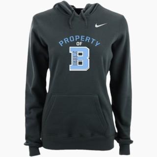 Nike Women's Club Pullover Fleece Hoodie