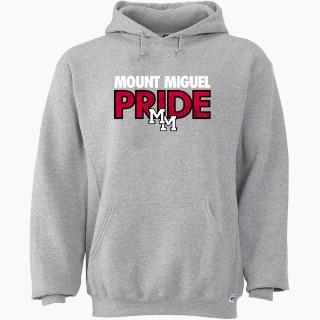 Russell Athletic Dri-Power Fleece Pullover Hood