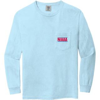 Comfort Colors Long Sleeve Pocket Tee