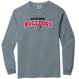 Comfort Colors Heavyweight Ring Spun Long Sleeve T-Shirt
