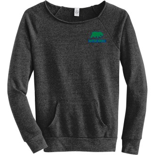 Alternative Women's Maniac Eco-Fleece Sweatshirt