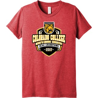 Bella+Canvas Youth Triblend SS Tee