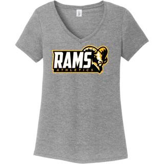 District Women's Perfect Tri V-Neck T-Shirt