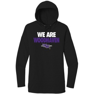 District Women's Featherweight French Terry Hoodie