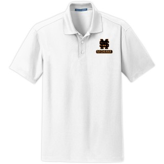 Port Authority Dry Zone Grid Polo