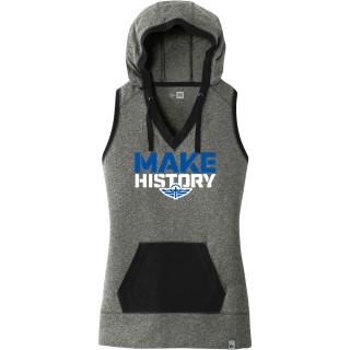 New Era Women's Heritage Blend Hoodie Tank