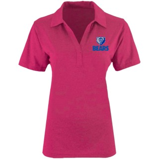 Sport-Tek Women's Heather Contender Polo