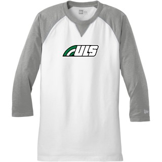 COTTON 3/4-SLEEVE BASEBALL RAGLAN TEE