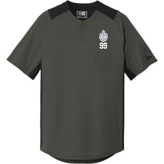 New Era Diamond Era 2-Button Jersey
