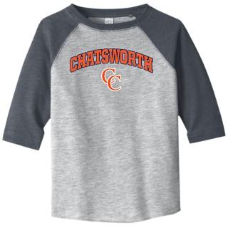Rabbit Skins Toddler Baseball Fine Jersey T-Shirt
