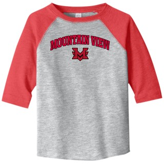 Rabbit Skins Toddler Baseball Fine Jersey Tee