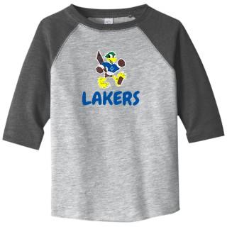 Rabbit Skins Toddler Baseball Fine Jersey Tee