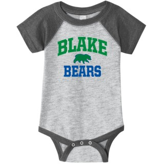 Rabbit Skins Infant Baseball Fine Jersey Onesie