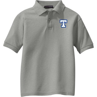 Port Authority Youth Silk Touch Polo