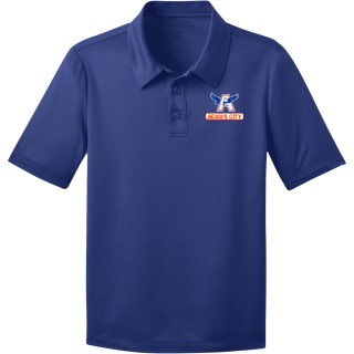 Port Authority Youth Silk Touch Performance Polo