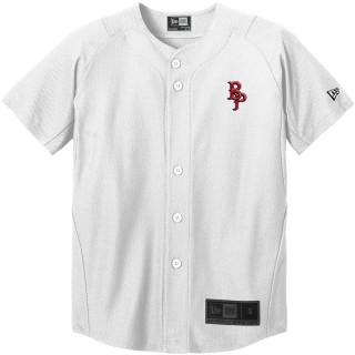 New Era Youth Diamond Era Full-Button Jersey