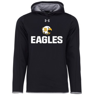 UA Double Threat Armour Fleece Hoody