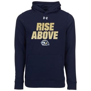 UA Hustle Fleece Hoody