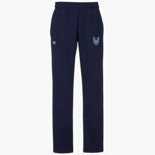 UA Hustle Fleece Pant