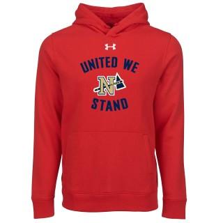 UA Youth Hustle Fleece Hoody