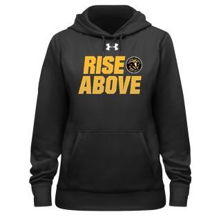UA Women's Hustle Fleece Hoody