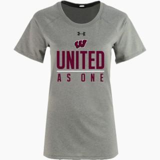 UA Women's Shortsleeve Locker Tee