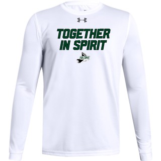UA Youth Longsleeve Locker Tee 2.0