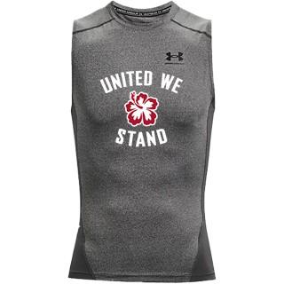 UA Men's Heatgear Armour Compression Sleeveless
