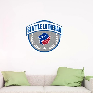 Wall Decal - Circle With Banner