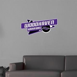 Wall Decal - Slanted Arrow