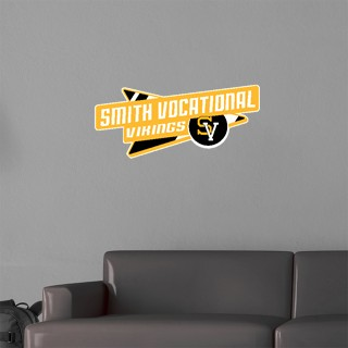 Wall Decal - Slanted Arrow