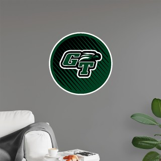 Wall Decal - Ball With Logo