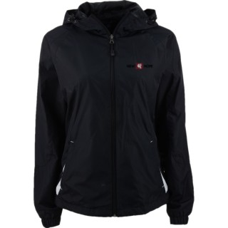Sport-Tek Women's Colorblock Hooded Jacket