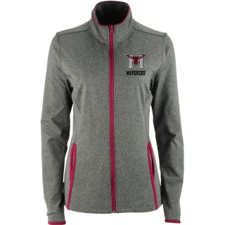 Sport-Tek Women's Stretch Contrast Full Zip Jacket