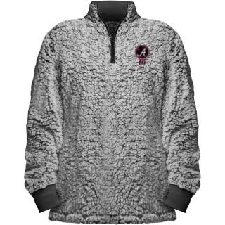 Women's College Sherpa Pullover