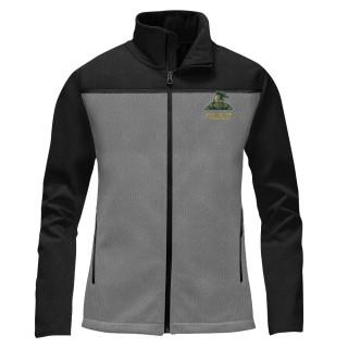 Two Tone Fleece Jacket