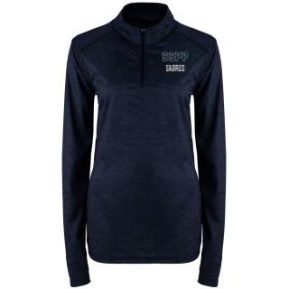 BSN SPORTS Women's Velocity 1/4 Zip Pullover