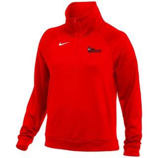 Nike Women's Therma All Time Mock Half Zip