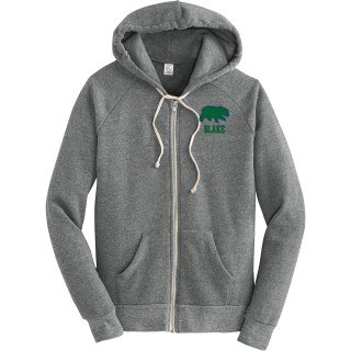 Alternative Women's Adrian Eco-Fleece Zip Hoodie