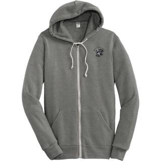 Alternative Rocky Eco-Fleece Zip Hoodie