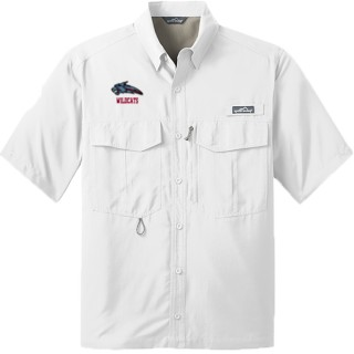 Eddie Bauer Short Sleeve Performance Fishing Shirt