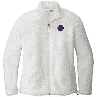 Port Authority Ladies Cozy Fleece Jacket