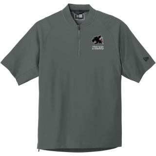 New Era Cage Short Sleeve 1/4-Zip Jacket