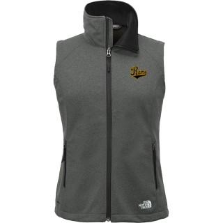 The North Face Ladies' Ridgewall Soft Shell Vest