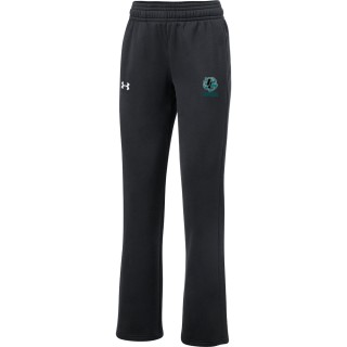 UA Women's Hustle Fleece Pant