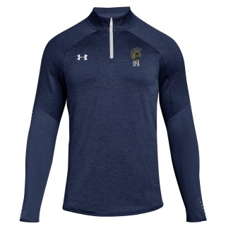 UA M's Qualifier Hybrid 1/4 Zip