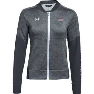 Under Armour Women's Qualifier Hybrid Warm-Up Jacket