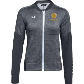 Under Armour Women's Qualifier Hybrid Warm-Up Jacket